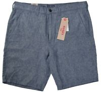 Levis Men's $50 Linen Straight Casual Chino Shorts Choose Size