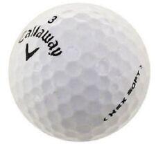 3 Dozen Callaway Hex Soft Mint / Aaaaa Recycled Used Golf Balls
