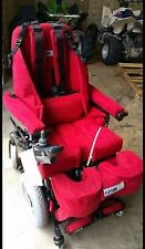 Genie v2 Standing Power Wheelchair with many options EZ Lock ready