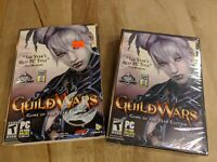 Guild Wars 2005 PC Video Game Complete CD ROM New & Sealed Teen ATI