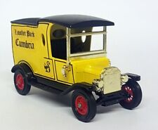 Matchbox Y-12 Code 3 1912 Ford Model T Lowther Park Cumbria Converted Model Van