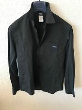 Dolce&Gabbana D&G camicia shirt uomo man nera black taglia size L ittierre