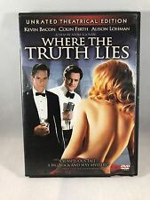 Where The Truth Lies Kevin Bacon Colin Firth