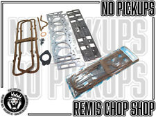 253 308 V8 Headgasket Valve Regrind Gasket Kit Set NOS Parts  G1 Remis Chop Shop