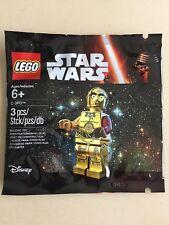 LEGO Polybag Star Wars 5002948 - 6123882 C-3PO  Neuf