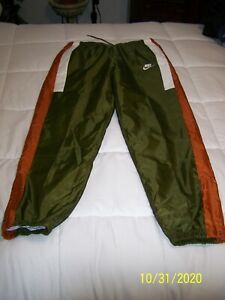 mens nylon sweatpants(umbro style nylon  )