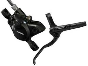 Shimano BR-MT200 + BL-MT200 pair hydraulic disc brake genuine and boxed UK spec