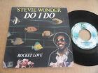 """DISQUE 45T DE STEVIE WONDER """" DO I DO """""""
