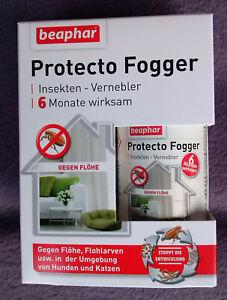 Beaphar Protecto Fogger Insekten Vernebler, Flöhe, Hund, Katze, Haustier