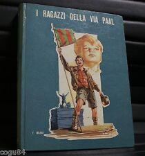 I ragazzi della via Paal - Ferenc Molnar - 1^ edizione Girotondo 1966