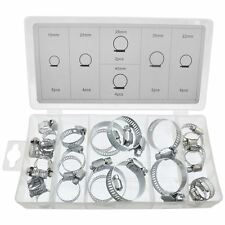 26 Piece Hose Clamp Jubilee clip Assortment kit AST31