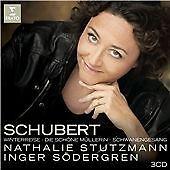 Schubert: Die Schöne Müllerin, Winterreise, Schwanengesang, Nathalie Stutzmann,