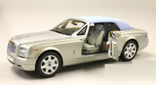 Rolls Royce Phantom Drophead Coupe platinum 1:18 Kyosho 08871PLG