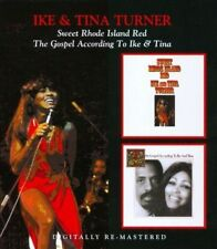 Ike & Tina Turner - Sweet Rhode Island Red / The Gospel According To NEW/SEALED