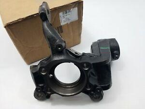 Genuine OEM Volkswagen 5C0-407-256 Front Right Knuckle Wheel Bearing Housing