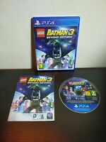 Lego batman 3 Beyond gotham Game for Sony PS4 Playstation 4 Complete With Manual