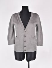 APC  ¾ Sleeves Women Wool Cardigan Sweater Size XS