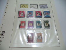 (250) STAMP COLLECTION VATICANO MINT ++ ON LINDNER PAGES 22 TO 86 1958/9-86