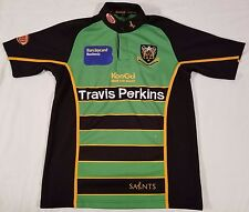 Northampton Saints Kooga-Rugby Jersey Travis Perkins Men's Small