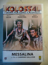 DVD MESSALINA - CARMINE GALLONE - 1951