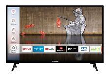 Techwood H32T52E 32 Zoll Fernseher Smart TV HD ready Triple Tuner WLAN USB CI+