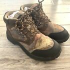 Ozark Trail Boone Mens Green Real Tree Camo Youth Size 5.5 Y Childrens Boots