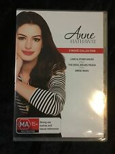 ANNE HATHAWAY TRIPLE PACK [Love and Other Drugs  +  The Devil Wears Prada  +  Br