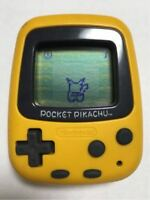 Very Rare JAPAN Pokemon pocket pikachu Nintendo Walker game pocket monster F/S