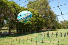 Barrier Netting for Footballs - 10m x 5m - Professional Grade W- BORDER