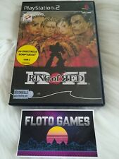 Jeu Ring Of Red pour Playstation 2 PS2 en Boite - Floto Games