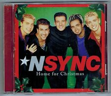 Home for Christmas by *NSYNC - CD - 2001  -  14 songs