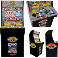 Classic Street Fighter Machine With Authentic Arcade Controls Best Game Cabinet