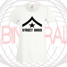 CAMISETA MUJER STREET DOGS