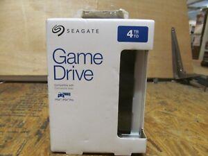 Seagate Game Drive STGD4000400 4TB Hard Drive ( LOT 344)