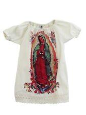 Mexican Dress Lupita for Girls Virgen de Guadalupe Dress