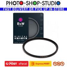 B+W 77mm XS-PRO Clear UV Haze MRC Nano Filter (010M) #1066125 Made in Germany