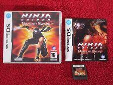 NINJA GAIDEN DRAGON SWORD - Nintendo DS ~16+ Action/Adventure Game