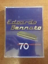 EDOARDO BENNATO - GLI ANNI 70 SETTANTA - BOX 2 MUSICASSETTA - RARO -