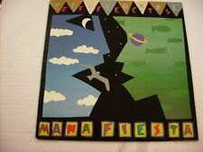 PERSONAL EFFECTS - MANA FIESTA - LP 1987 EXCELLENT CONDITION - EARRING RECORDS