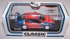 Jose Fernendez 2006 Britek Fujitsu Ford BA Falcon V8 Supercar 1:64 New
