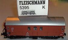 Stallungswagen GGvwehs DB  Ep3 Fleischmann 5395 NEU OVP 1:87 LB4 µ *