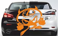 Aufkleber Teufel Lexus 001 #0406