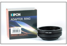Kipon Adapter for Pentax 645 Lens to Canon EOS mount
