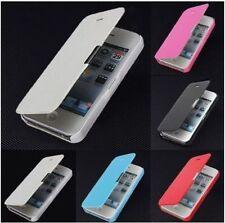 flip cover custodia  Magnetica Portafogli per iPhone 4/4S 5/5S