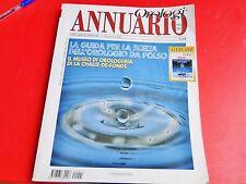ANNUARIO DI OROLOGI LE MISURE DEL TEMPO 2004-2005  SOLO ANNUARIO