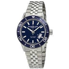 Raymond Weil Freelancer Automatic Mens Steel Watch 2760-ST3-50001