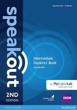 Speakout Intermediate 2nd Edition Students' Book with DVD-ROM and...