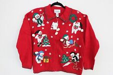 Ugly Christmas Sweater Large L