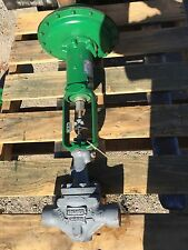 "1.5"" Fisher ES 600# Valve w/Type 667 Size 34 Actuator *NEW*"
