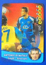 CALCIO ANIMOTION - ANIMATE CARD GAME 2003/04 - ANTONIO DI NATALE - EMPOLI